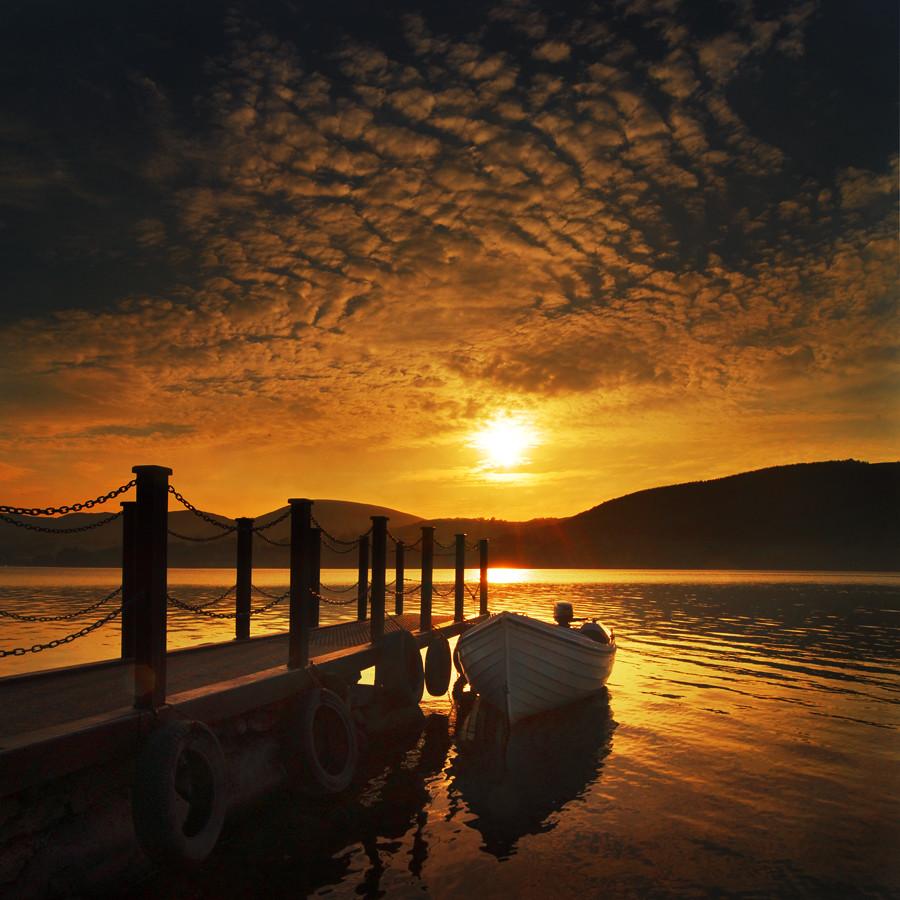 Evening light, Ullswater photo by adrians_art