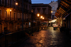 Catania - Dawn suggestions photo by ciccioetneo