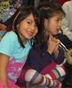 Carina and Allison in Carina's class. Dec 9, 2011