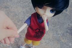 Myung com corpinho novo! photo by Haiame