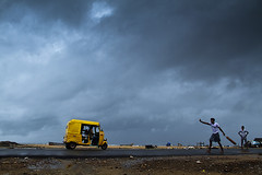 Chennai Rain photo by Arun Titan