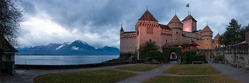 Château de Chillon, Suisse 2011