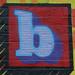 Ben Eine letter b