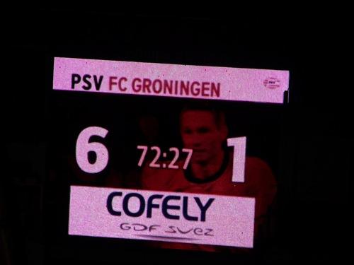 6410733593 61654acbed PSV   FC Groningen 6 1, 26 november 2011