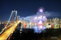 San Francisco 2012 Fireworks Celebration photo by Darvin Atkeson