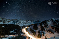 Mountain Snowcats And Winter Milk At Arapahoe Basin photo by Mike Berenson - Colorado Captures