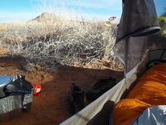 Roadside- hilltop camping photo by Wojciechh