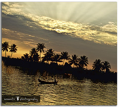 a postcard from God's own country photo by PNike (Prashanth Naik..back after ages)
