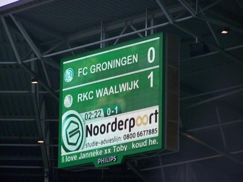 6824559745 fbb4bdbb6e FC Groningen   RKC Waalwijk 0 3, 5 februari 2012