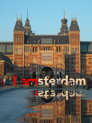 I Amsterdam photo by Fins from Budapest