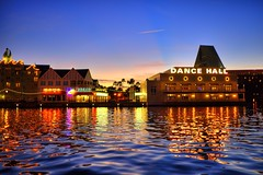 I went sifting through old letters (Crescent Lake, Disney's Boardwalk) photo by ohhector