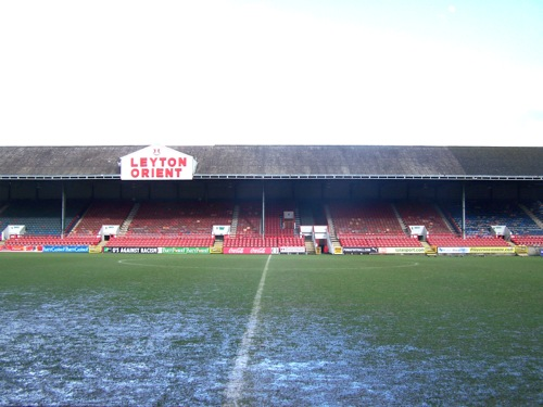6544101841 464e0835a7 Leyton Orient Stadium, London