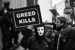 Greed Kills .... photo by 708718