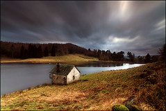Loch Drumore photo by angus clyne