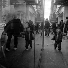 bus stop photo by Barry Yanowitz