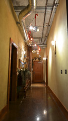 Christmas Loft Hallway 2011 photo by brent flanders