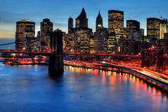 Downtown Manhattan photo by benalesh1985