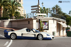 Maserati MC12 photo by Raphaël Belly Photography