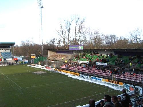 6830694699 7a90031299 FC Groningen   NEC 3 0, 18 december 2005 (Afscheid Oosterpark)