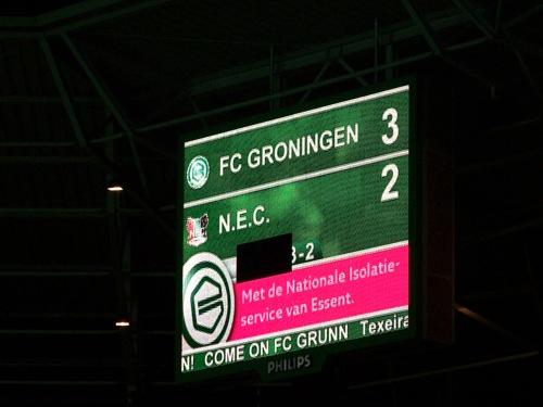 6452361065 a413f0bc2d FC Groningen   NEC 3 3, 3 december 2011