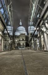 St Pauls in triplicate photo by odin's_raven