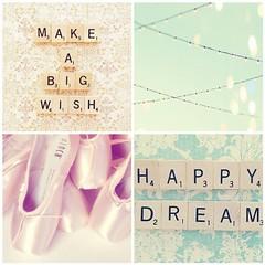 Wish Big, Dream Happy photo by JoyHey