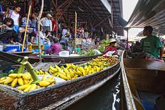 Floating Market (Bangkok, Thailand) photo by spintheday