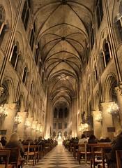 Notre Dame de Paris photo by Ehsan Hoque