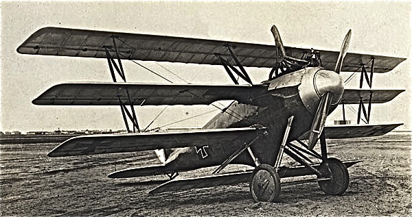 Naglo D.II Quadruplane W1 - Enhanced Version photo by thegreatlandoni