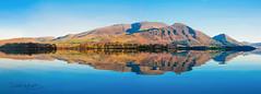 Bassenthwaite & Skiddaw (re-edited) photo by Dave Wilson Cumbria