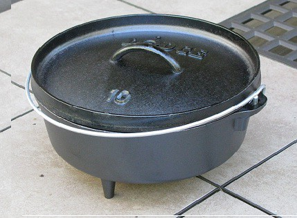 7 Tips for Cast Iron Mavens or Soon To Be Mavens   Backdoor Survival