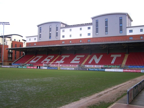 6544101535 4e277bcb56 Leyton Orient Stadium, London