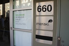 CEO Sanjit Biswas talks about founding and developing Meraki