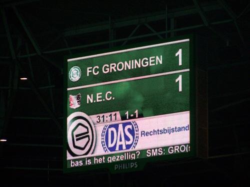 6452363301 dc816000f4 FC Groningen   NEC 3 3, 3 december 2011
