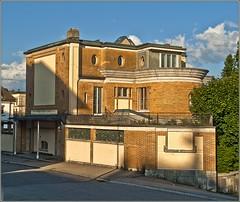 Switzerland : La Chaux -de-Fonds : Villa Turque (Le Corbusier) photo by Izakigur