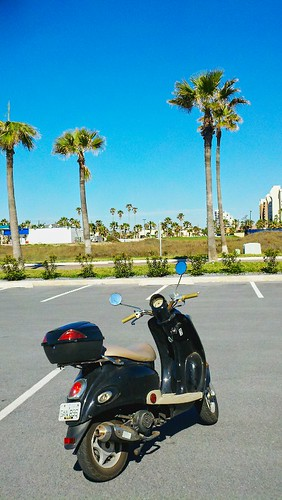 scooter in SPI
