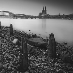 Cologne long exposure photo by Dutch Dennis
