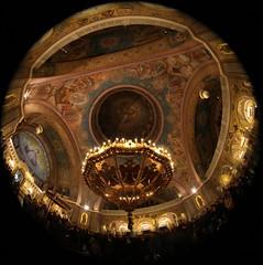 saint andrew patras ceiling photo by dtsortanidis