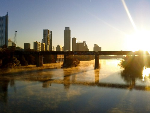 Cold Austin Morning