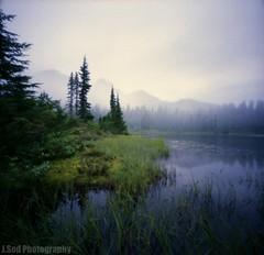 Veiled Mountain photo by J.Sod