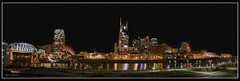 Nashville by Night photo by w4nd3rl0st (InspiredinDesMoines)