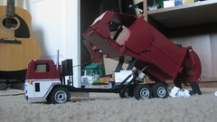 1:34 Scale EZ-Pack HCSL Garbage Truck photo by Thrash 'N' Trash Prodcutions