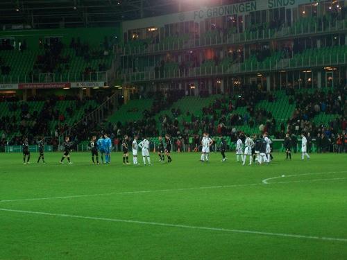 6452360357 176115169e FC Groningen   NEC 3 3, 3 december 2011