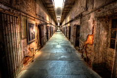 Imprisonment - Eastern State Penitentiary photo by Sky Noir