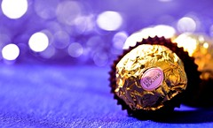 Ferrero Rocher photo by مـلاك عبدالله   Malak abdullah