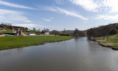 Kirkham Priory and the River Derwent photo by James Cottrell 1