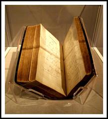 "Family Bible of Gen. Thomas Jonothan ""Stonewall"" Jackson photo by geraldbrazell"