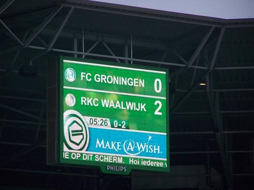 6824558683 36b1c011e7 FC Groningen   RKC Waalwijk 0 3, 5 februari 2012
