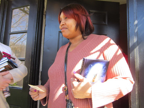 Door to Door BBT Book Distribution