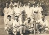 1947-1948 Indooroopilly Diggers cricket club - Brisbane, Qld. Australia